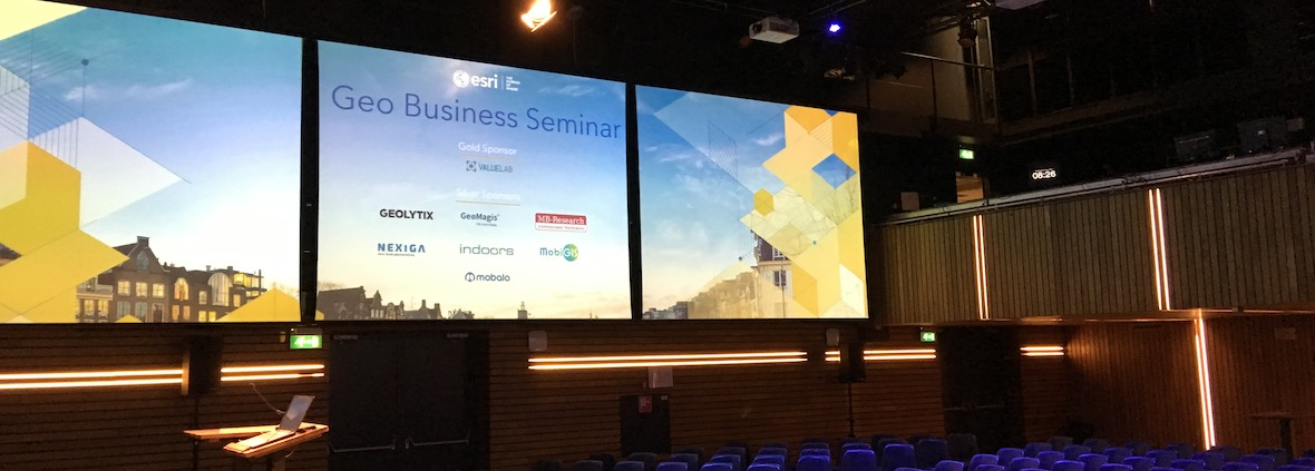 Key Learnings from the Esri GeoBusiness Conference 2018